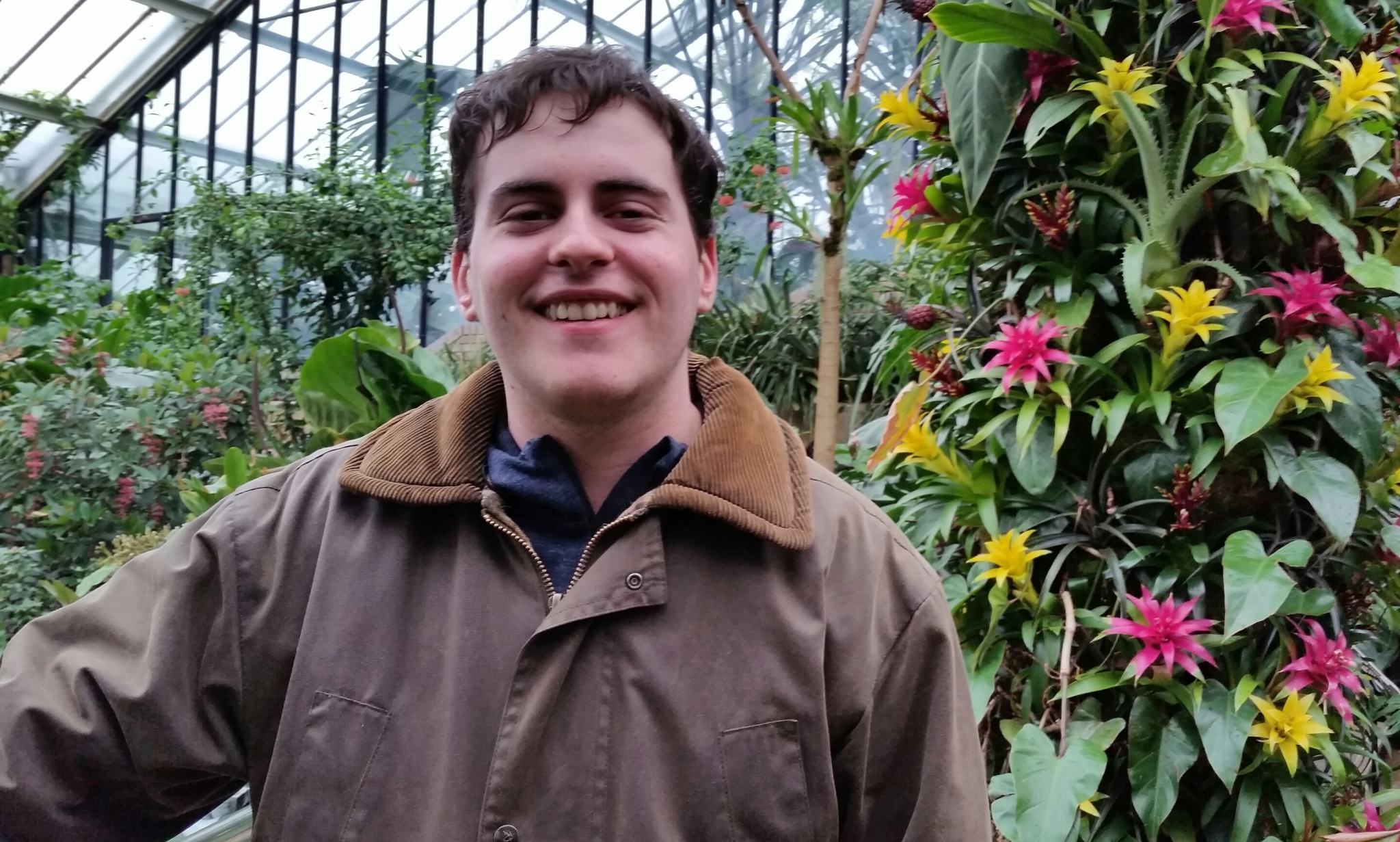 young gardener