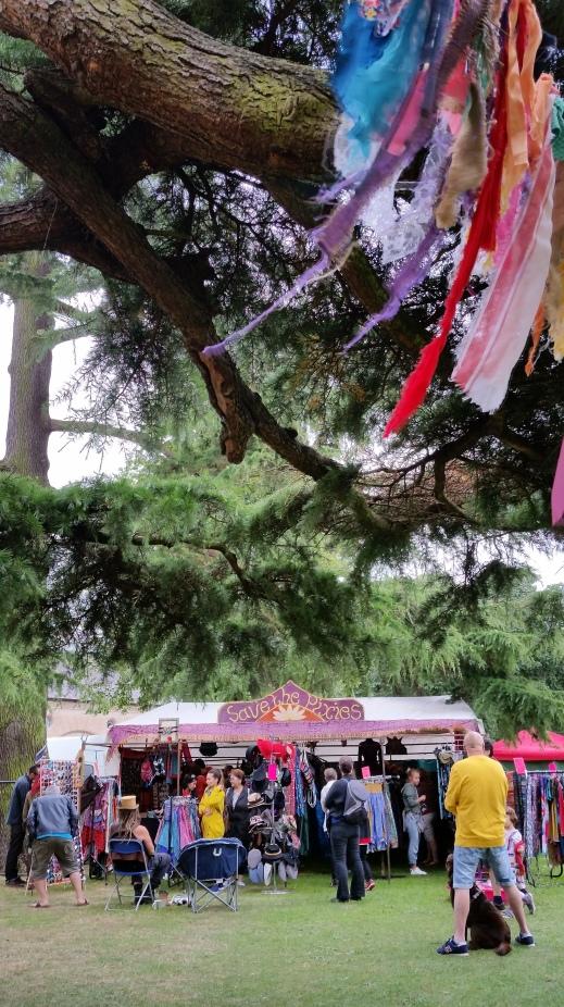 Save the Pixies at Leamington Spa Peace Festival