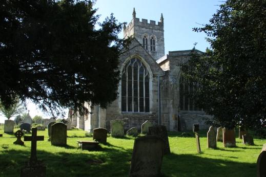 St Peter's Church Wootton Wawen: The Saxon Sanctuary photo credit Abigail Robinson