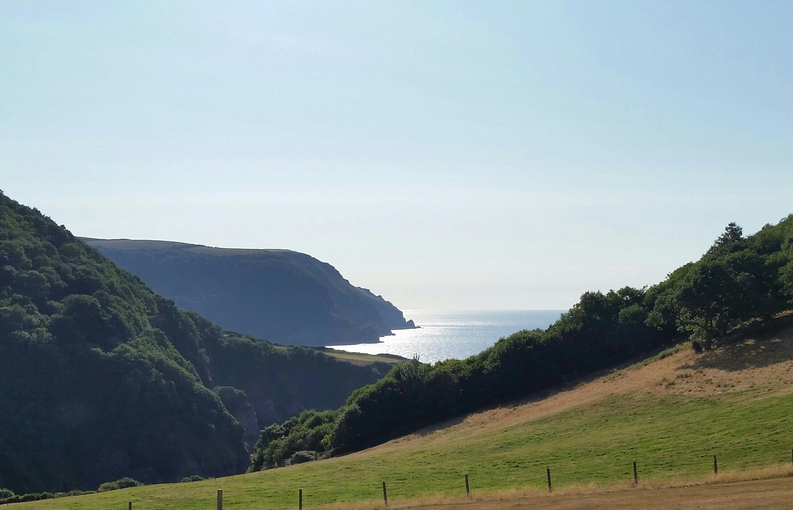 Lee Bay, Devon