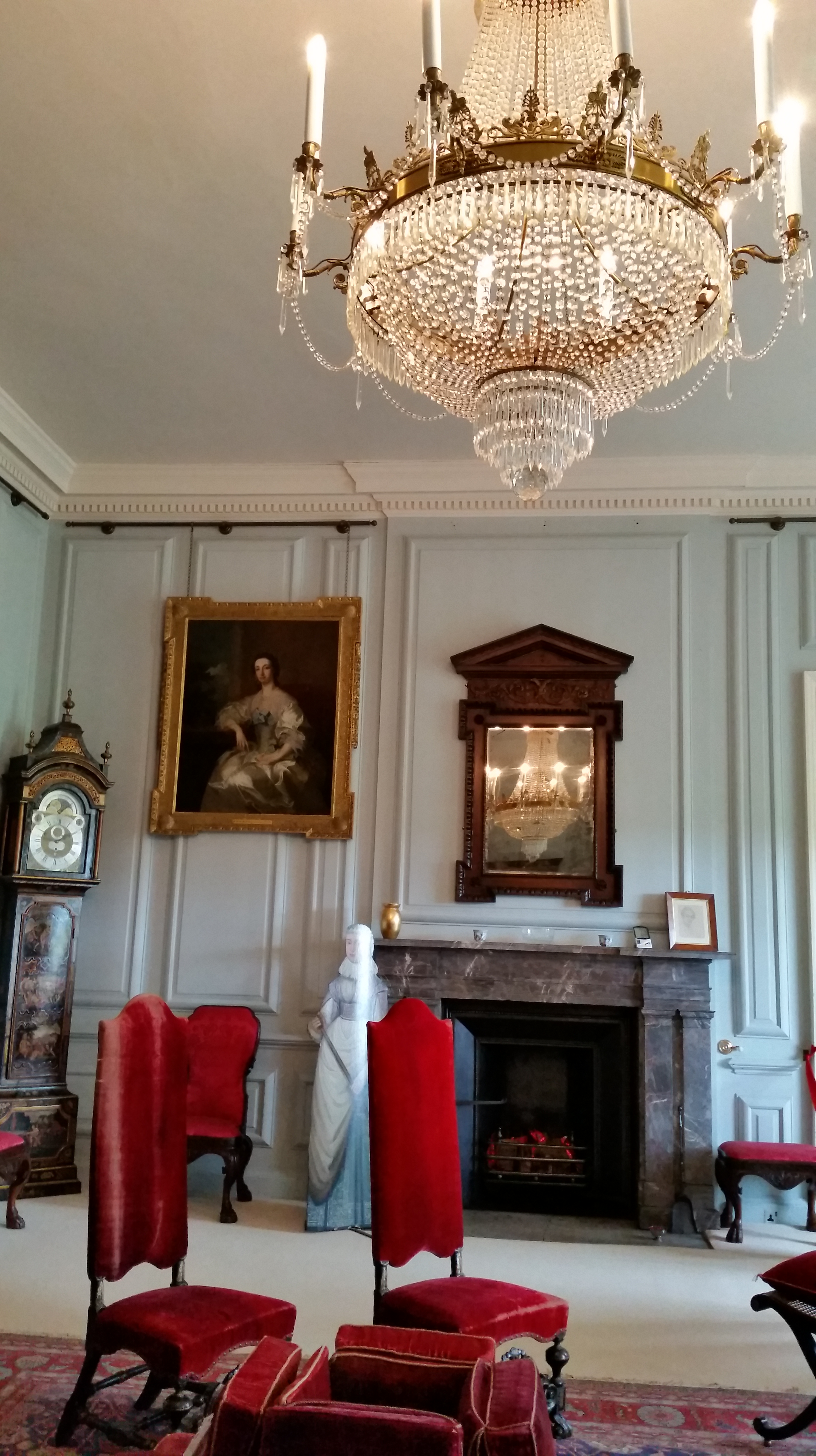 Admired so much by Jane Austen's mother - interior at Stoneleigh Abbey.jpg