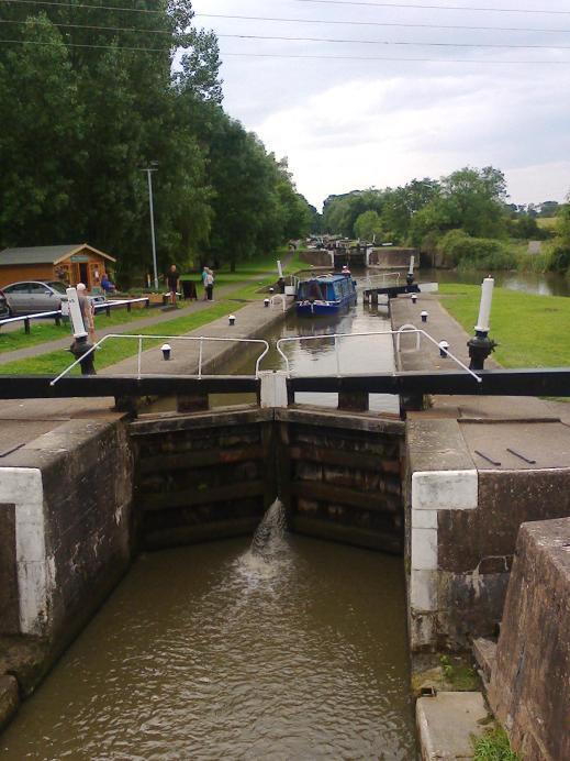 Hatton Locks image 2