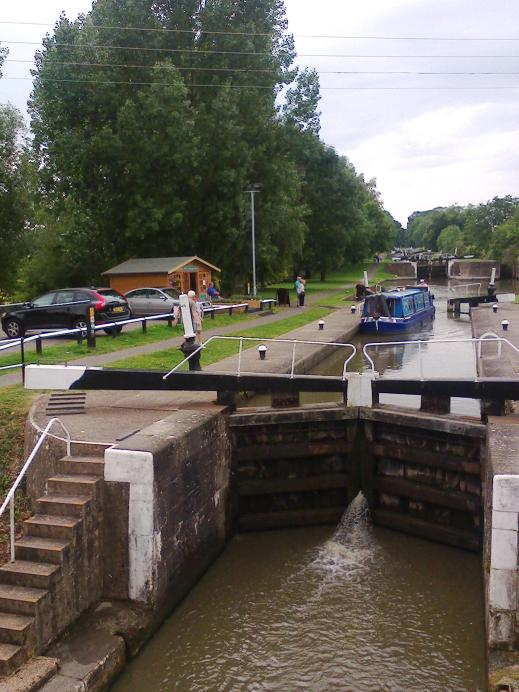 Hatton locks image 3