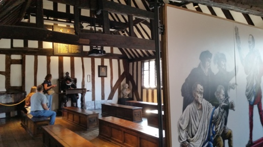 Shakespeare's Schoolroom