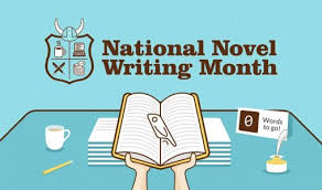 National Novel Writing Month 2018