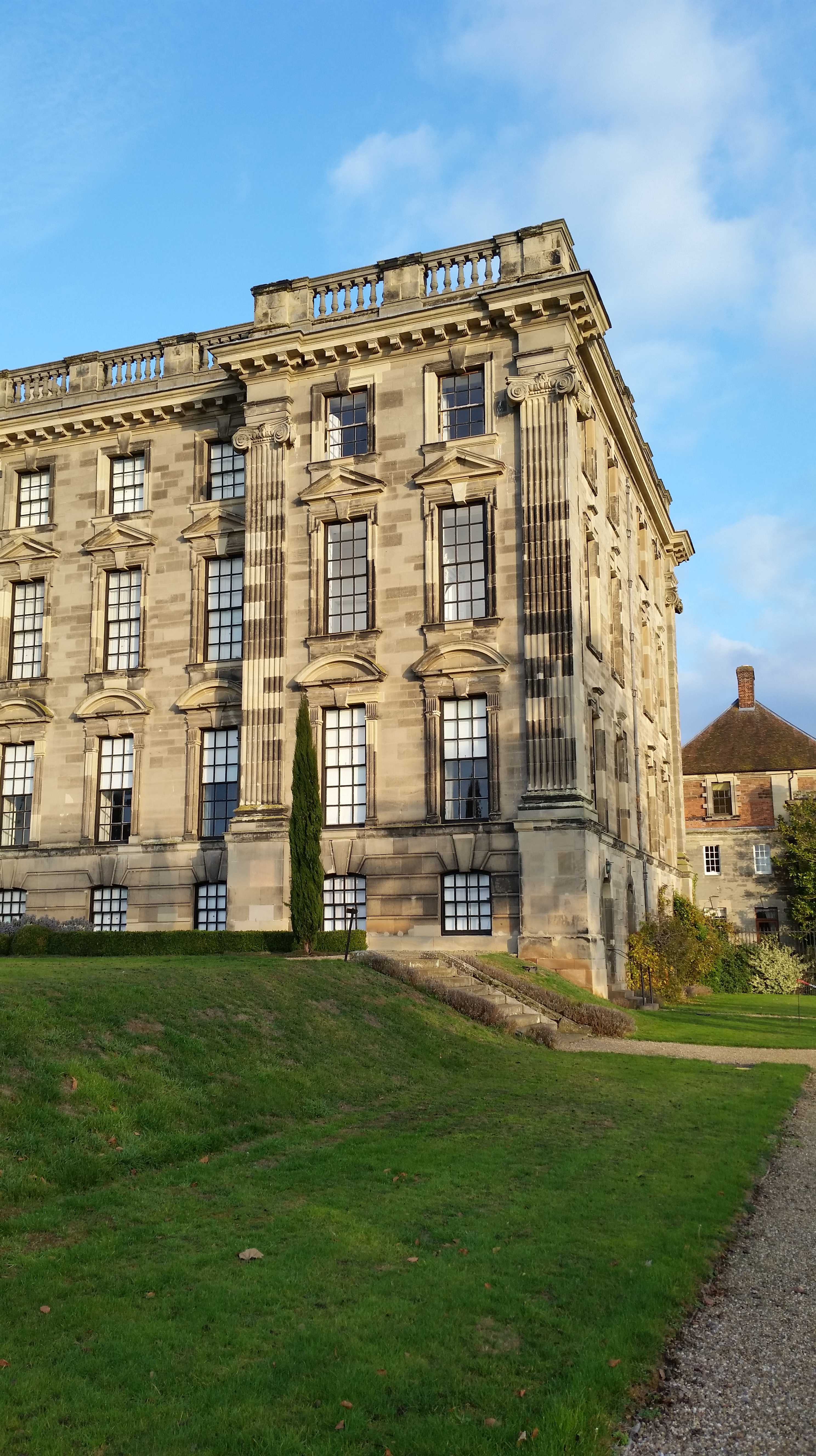 Stoneleigh Abbey, Warwickshire
