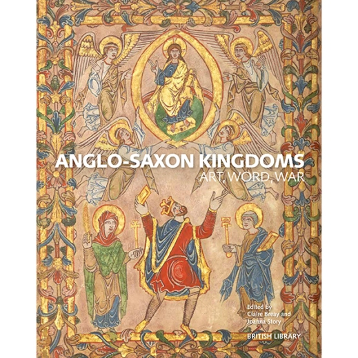 anglo saxon kingdoms, art, word, war