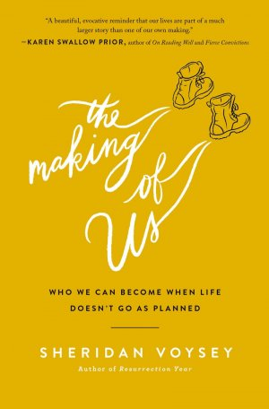 The Making of Us by Sheridan Voysey