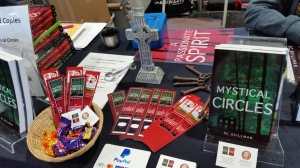 Mystical Circles and A Passionate Spirit - UK Games Expo