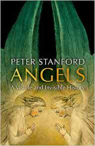 Cover of Peter Stanford's book Angels A Visible and Invisible History