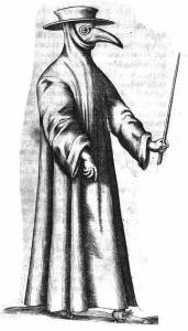 medieval plague doctor