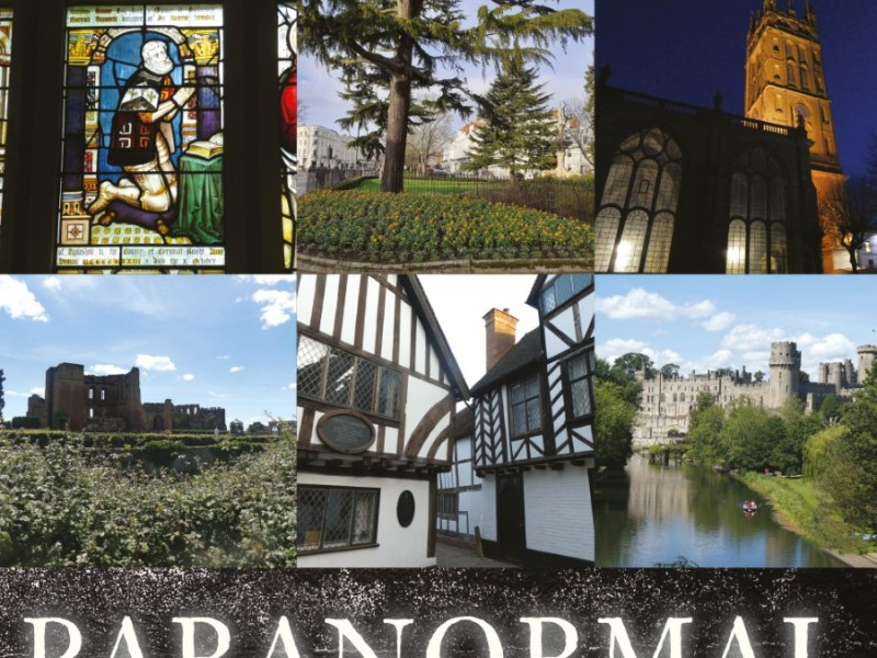 PARANORMAL WARWICKSHIRE by SC Skillman