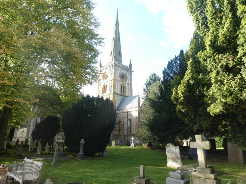 Holy Trinity Church Stratford upon Avon