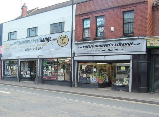 Commercial premises at 62 Queens Road Nuneaton