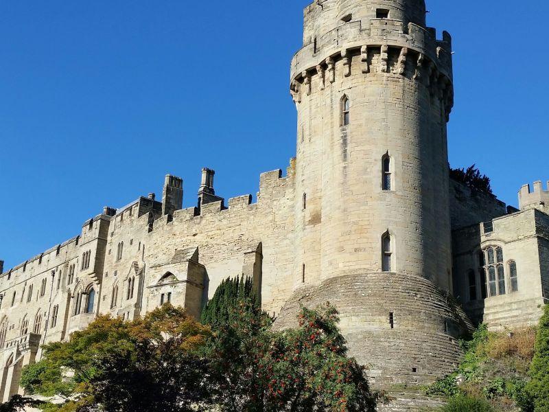 Caesar's Tower Warwick Castle SC Skillman Paranormal Warwickshire