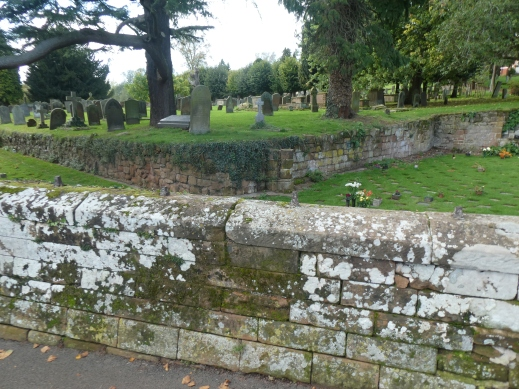 Former cloisters Abbey Fields Kenilworth photo credit Jamie Robinson Paranormal Warwickshire SC Skillman