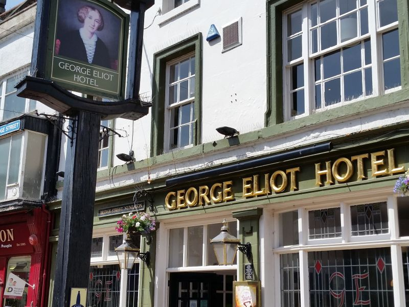 George Eliot Hotel Nuneaton