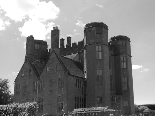 Leicesters Gatehouse Kenilworth Castle photo credit Jamie Robinson Paranormal Warwickshire SC Skillman