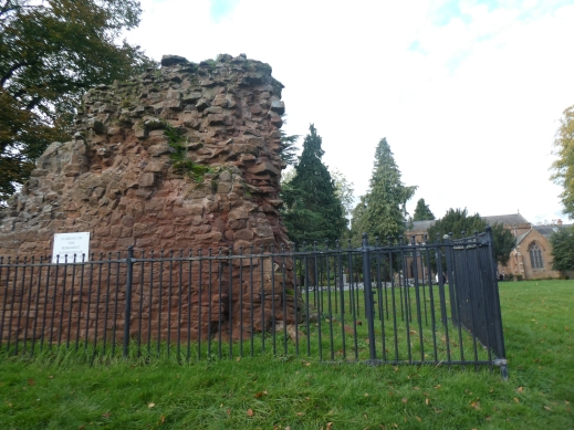 remains former chapter house Abbey Fields Kenilworth photo credit Jamie Robinson Paranormal Warwickshire SC Skillman