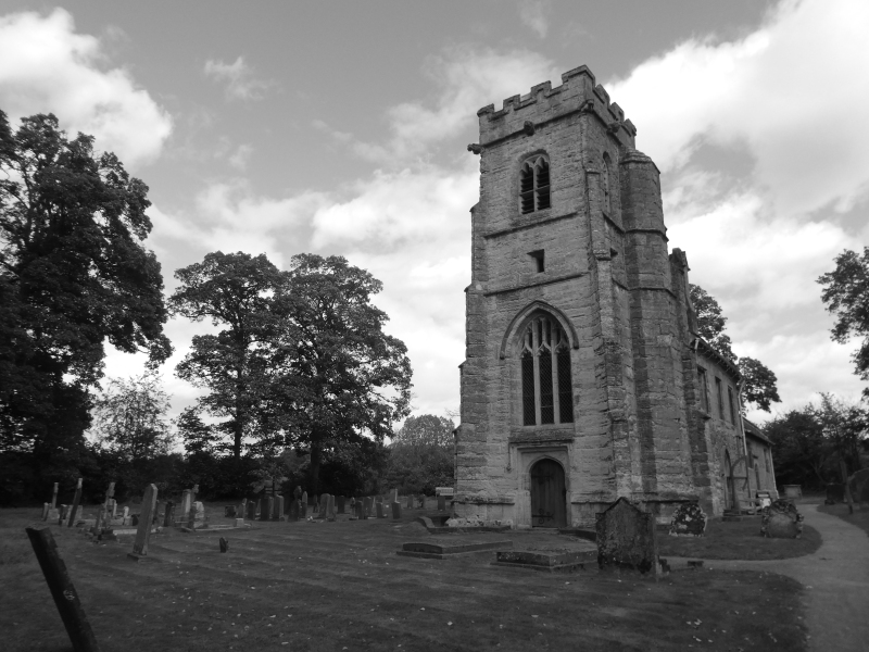 St Michaels Church Baddesley Clinton photo credit Jamie Robinson Paranormal Warwickshire SC Skillman