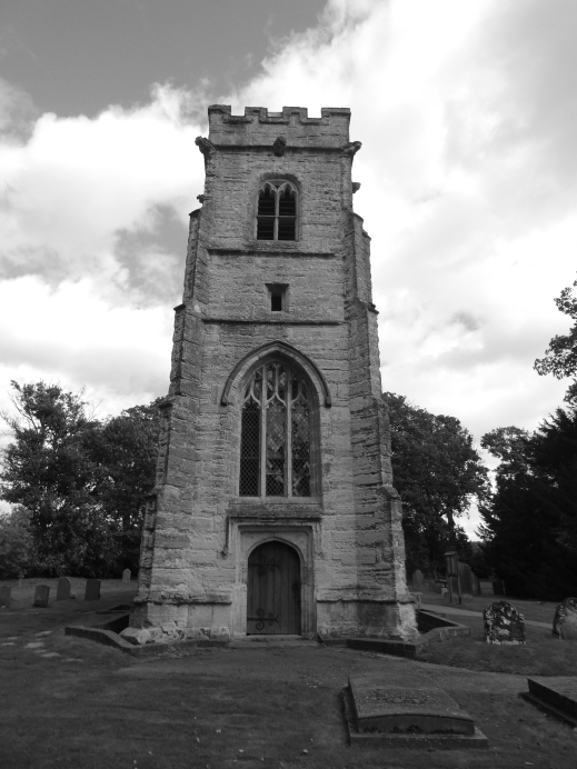 The tower of atonement St Michaels Church Baddesley Clinton photo credit Jamie Robinson Paranormal Warwickshire SC Skillman