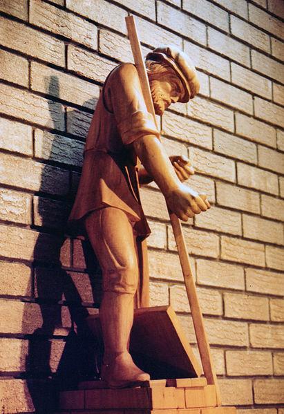 St Nicholas Owen 1550-1606 master priesthole builder photo credit Wikimedia commons Paranormal Warwickshire SC Skillman