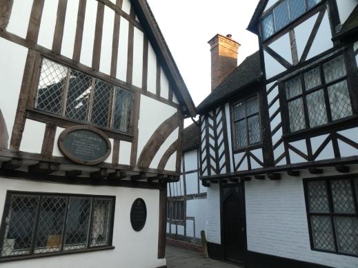 Thomas Okens House Warwick