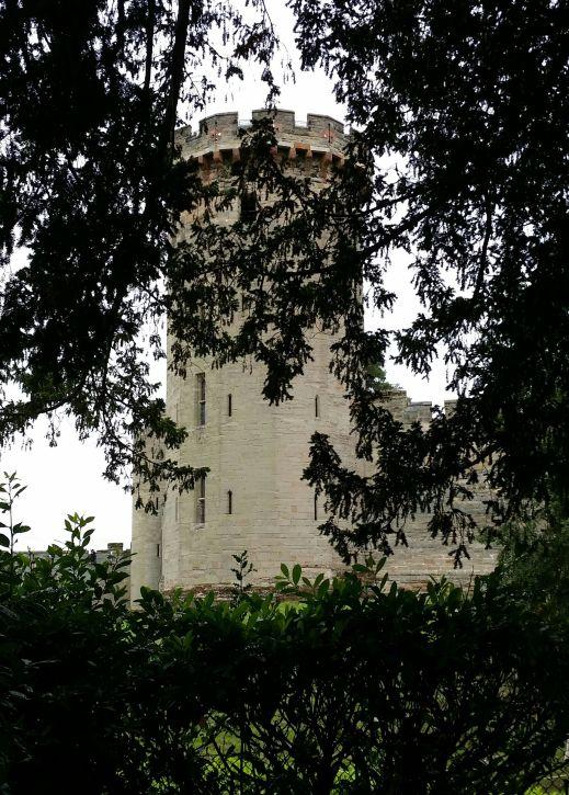 Guy's Tower Warwick Castle SC Skillman Paranormal Warwickshire