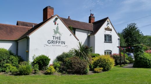 The Griffin Inn Nuneaton