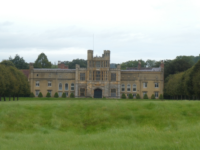 Coughton Court Alcester Warwickshire