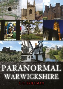 Paranormal Warwickshire by SC Skillman book cover